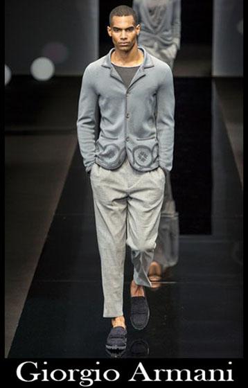 Catalog Giorgio Armani for men spring summer 2