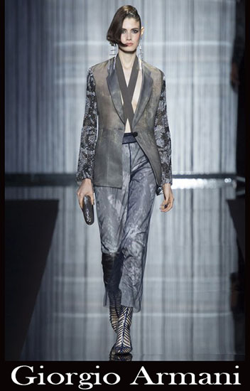 Catalog Giorgio Armani for women spring summer 1