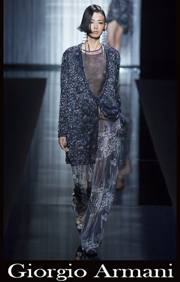 Catalog Giorgio Armani for women spring summer 2