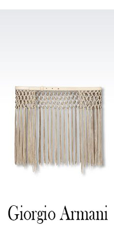 Catalog Giorgio Armani for women summer sales 4