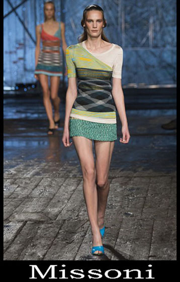 Catalog Missoni spring summer look 2