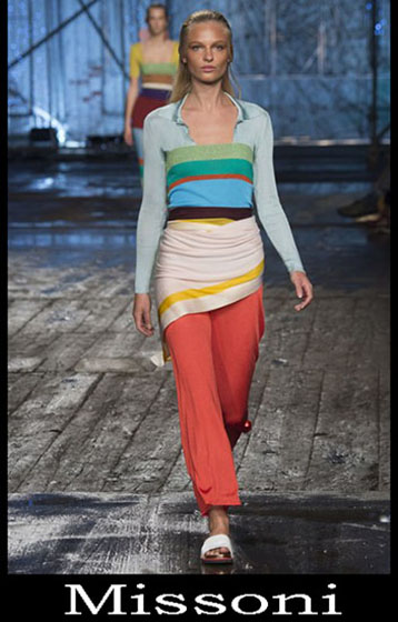 Catalog Missoni spring summer look 3