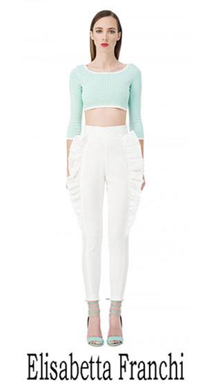 Clothing Elisabetta Franchi summer sales look 15