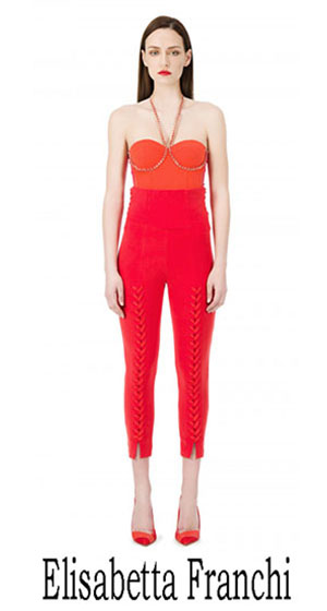 Clothing Elisabetta Franchi summer sales look 17