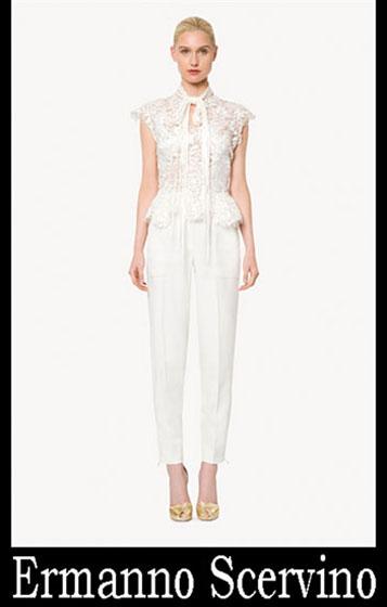 Clothing Ermanno Scervino summer sales look 1