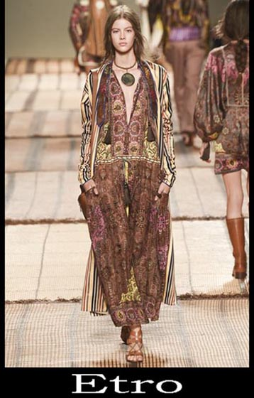 Clothing Etro spring summer women look 2