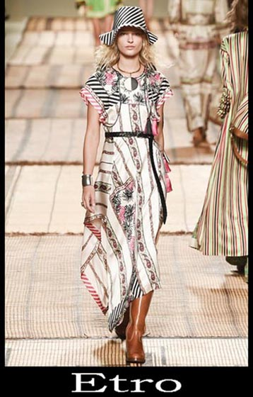 Clothing Etro spring summer women look 4