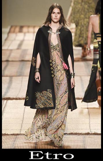 Clothing Etro spring summer women look 5