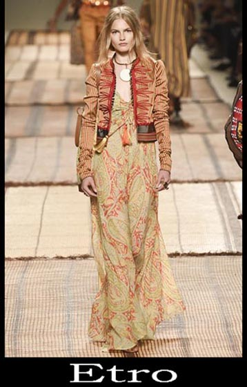 Clothing Etro spring summer women look 6