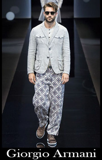Clothing Giorgio Armani for men spring summer 3