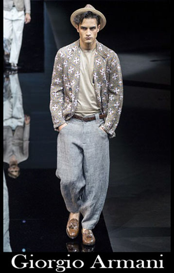 Clothing Giorgio Armani for men spring summer 4