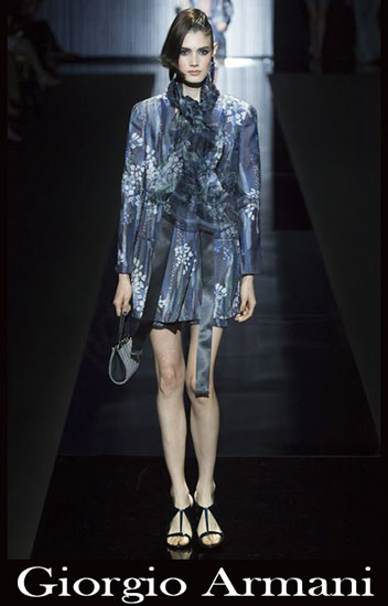 Clothing Giorgio Armani spring summer look 1