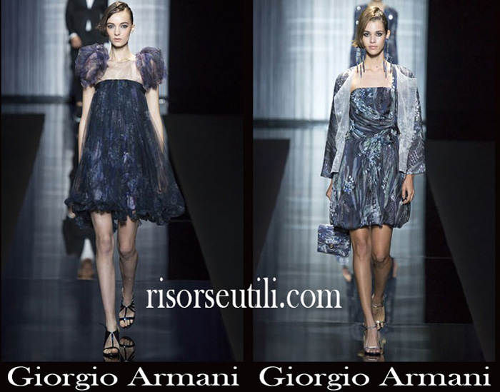 Clothing Giorgio Armani spring summer