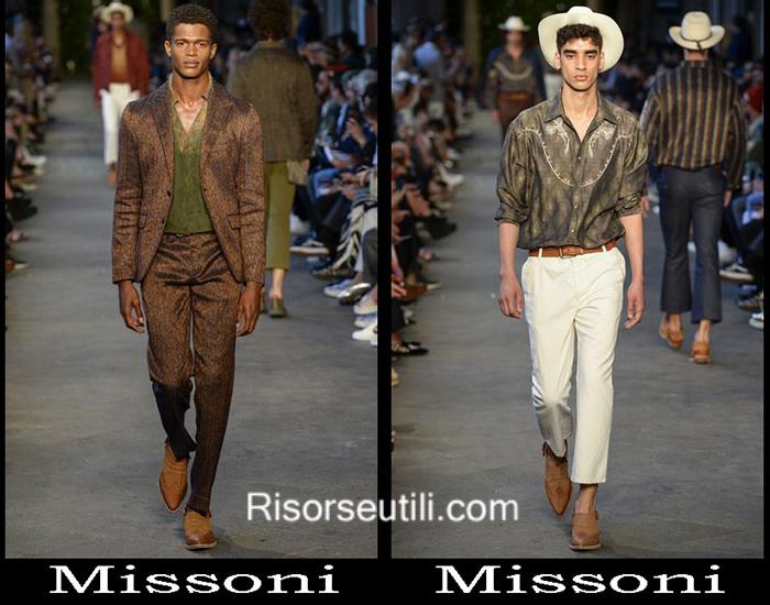 Clothing Missoni spring summer