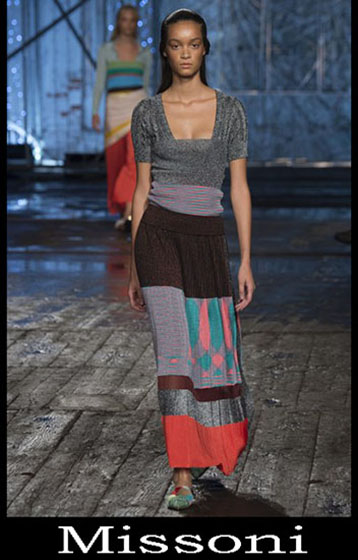 Clothing Missoni spring summer look 1