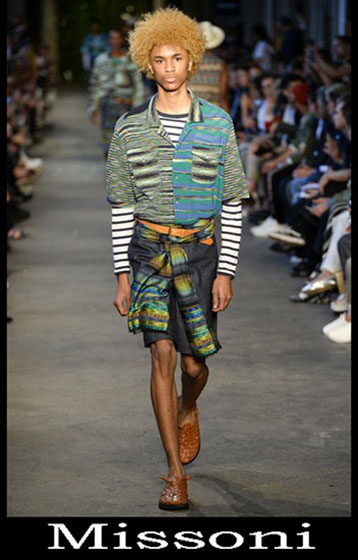 Clothing Missoni spring summer men look 2