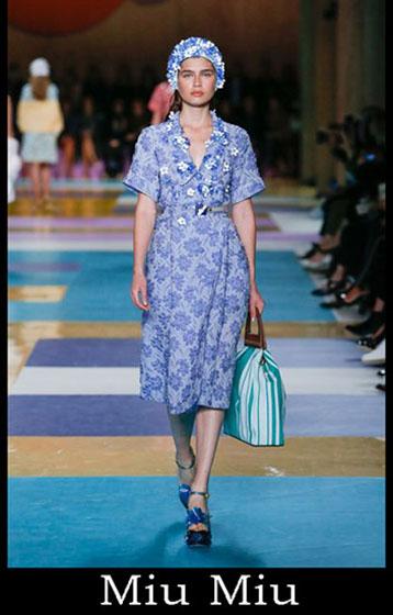 Clothing Miu Miu spring summer look 1