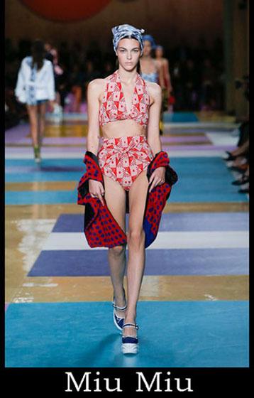 Clothing Miu Miu spring summer look 4