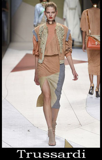 Clothing Trussardi spring summer look 1