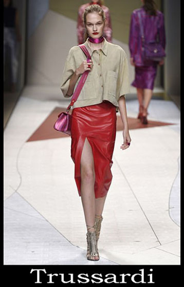 Clothing Trussardi spring summer look 2