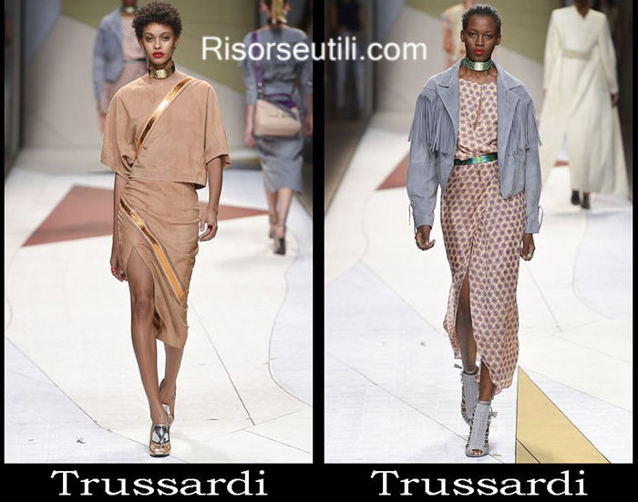 Clothing Trussardi spring summer