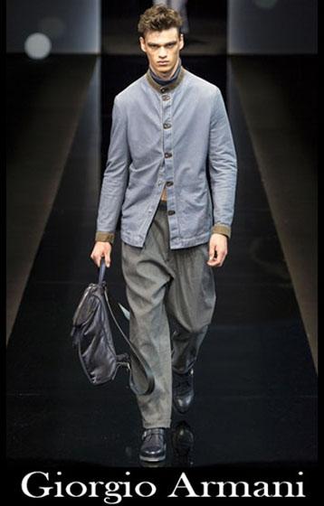 Fashion Giorgio Armani spring summer men look 3