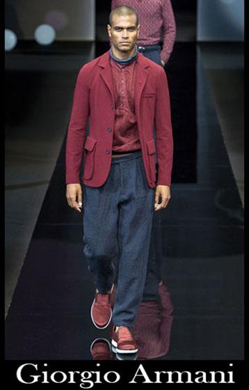 Fashion Giorgio Armani spring summer men look 4