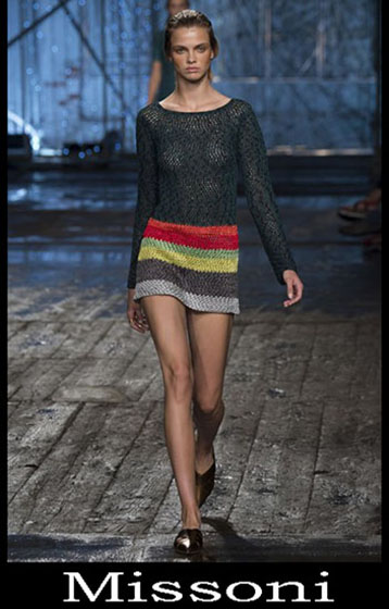 Fashion Missoni spring summer look 5