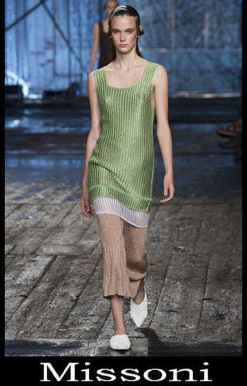 Fashion Missoni spring summer look 6