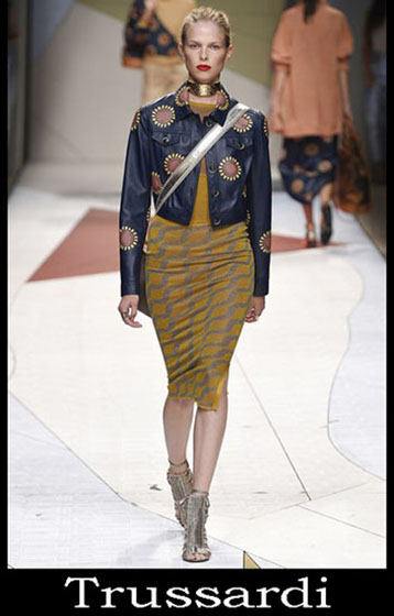 Fashion Trussardi spring summer women 1