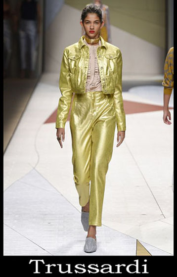 Fashion Trussardi spring summer women 2