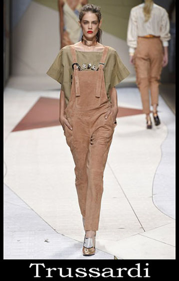 Fashion Trussardi spring summer women 3