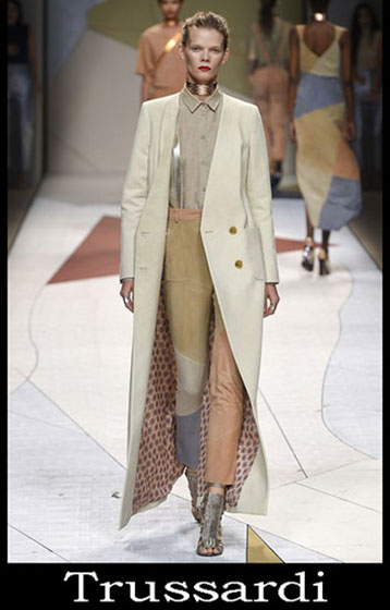 Fashion Trussardi spring summer women 4