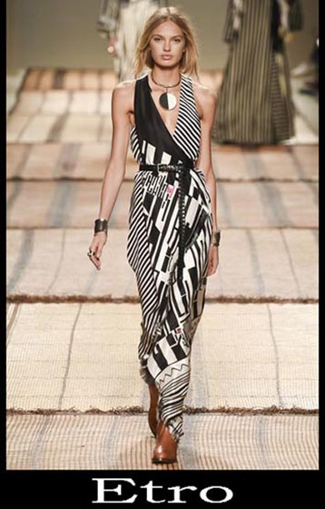 Lifestyle Etro spring summer women look 1