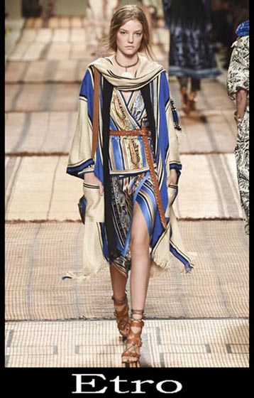 Lifestyle Etro spring summer women look 3