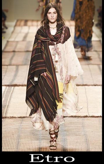 Lifestyle Etro spring summer women look 4
