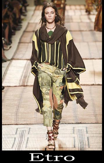 Lifestyle Etro spring summer women look 5
