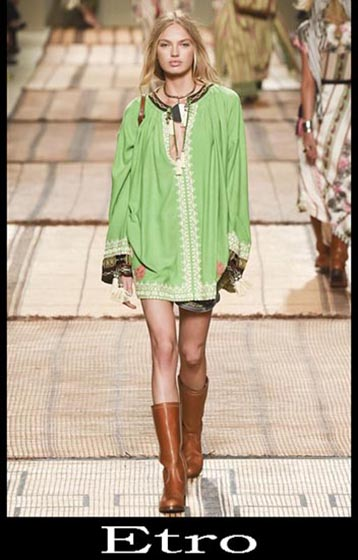 Lifestyle Etro spring summer women look 6