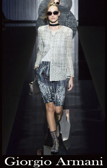 New arrivals Giorgio Armani spring summer look 2