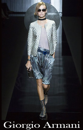 New arrivals Giorgio Armani spring summer look 3