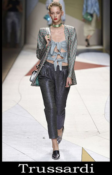 New arrivals Trussardi spring summer look 3
