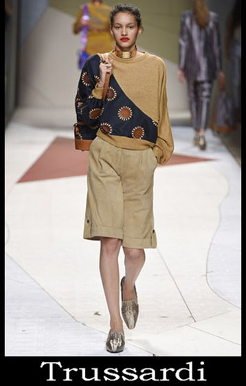 New arrivals Trussardi spring summer look 5
