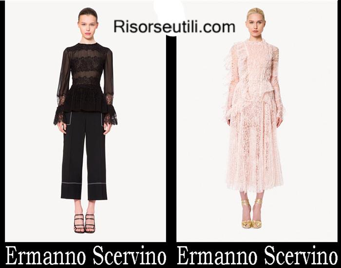 Sales Ermanno Scervino summer