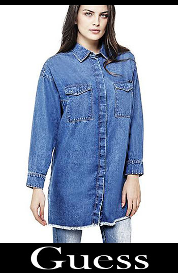 Denim Guess 2017 2018 fall winter women 7