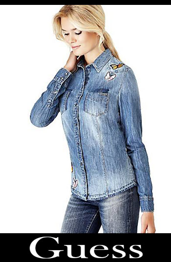 Denim Guess 2017 2018 fall winter women 9