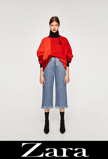 Denim Zara 2017 2018 fall winter women 2