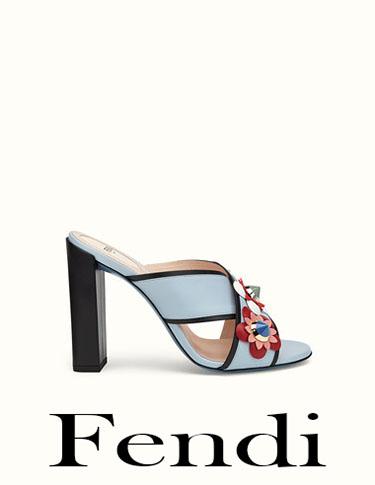Footwear Fendi for women fall winter 1