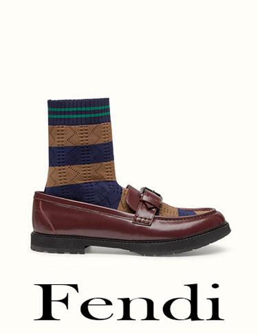 Footwear Fendi for women fall winter 2