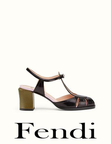 Footwear Fendi for women fall winter 3