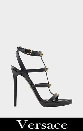 Footwear Versace for women fall winter 7